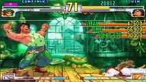 Street Fighter 3 Third strike madness 6 Hugo madness