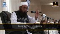 ENG] Maulana Tariq Jameel begs us (Emotional)