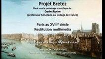 Visite de Paris au XVIIIe (quartier du Grand Châtelet)