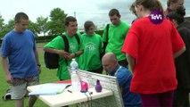 Journée sportive des MFR de la Manche à Condé-sur-Vire[TéVi– 15_06_05