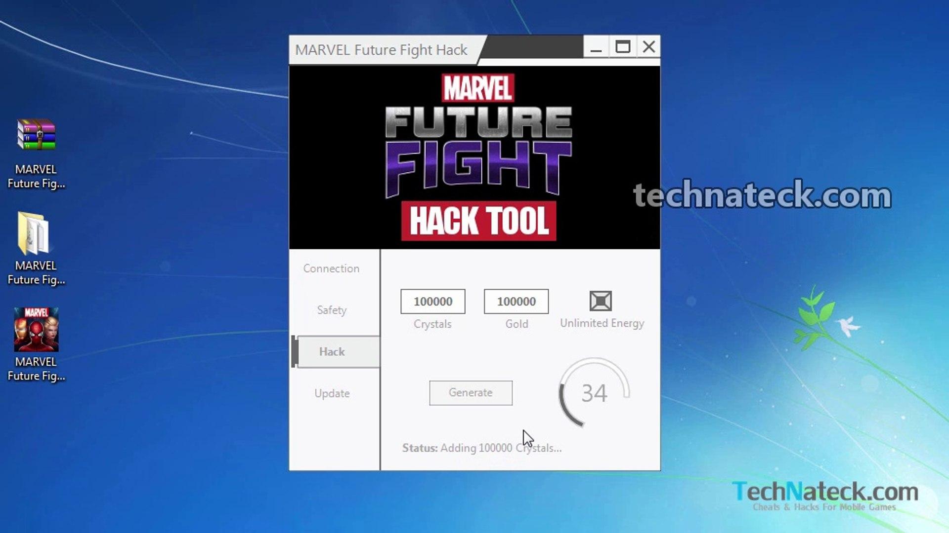 marvel future fight hack no human verification no survey
