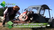 """PAT PAT""""I DÖRT ÇEKER YAPTI"""