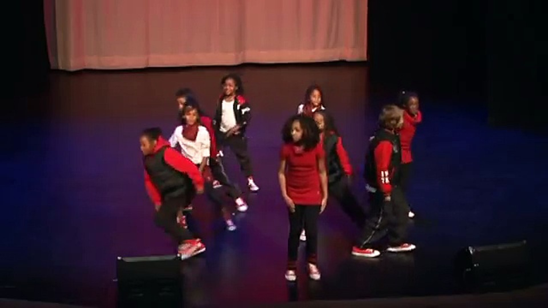 Kids Hip Hop Routine 6-11yrs - J Crew - Pre-Comp Hip Hop