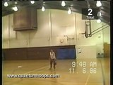 World record 209 3-pointers in a row shots 1-46 uncut