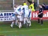 Torquay United: Kevin Hill Cheekiest goal ever