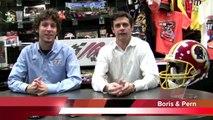 Joe Gibbs Racing: The Show - Ep. 2, Joe Gibbs SuperBowl Pick & Tony Stewart Visits Media Day