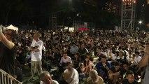 Hong Kong: commémoration de la répression place Tiananmen