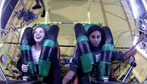 When trying to look cool in front of your girlfriend on a ride and it goes wrong - [FullTimeDhamaal]