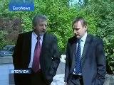 EuroNews - Interview - Belarus' opposition leader warns...