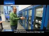 EuroNews - Futuris - Building the world's biggest telescope