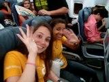 Diario de Intercâmbio - Amanda Gehlen #1 - Embarcando em Sao Paulo!! Agora comeca!