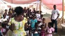 HAITI : L'ACCUEIL DE NOUVEAUX ENFANTS SUITE AU SEISME
