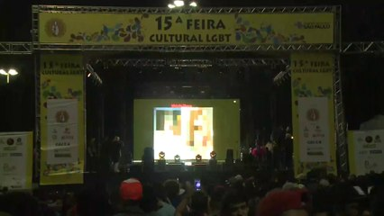 Feira Cultural LGBT - AO VIVO (REPLAY)