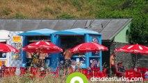 Playa de Vega Ribadesella. Playas Asturias.