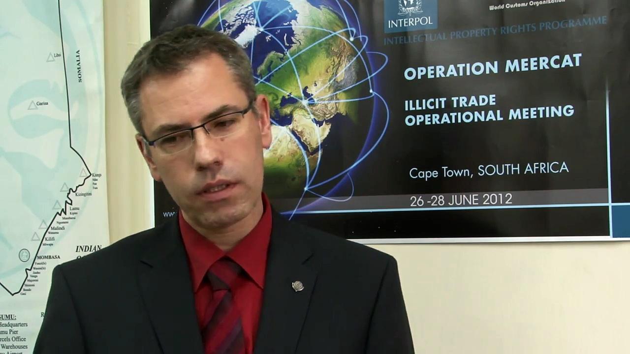 INTERPOL interview: Giorgio Sincovich, World Customs Organization