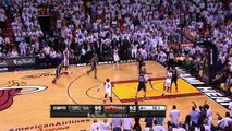 Ray Allen - Finales NBA 2013