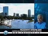 Prof. Howard Zinn: America to Blame for 9-11