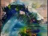 "Zacharias Arte ""Kunstausstellung Abstrakte Malerei (Abstract Acrylic Painting) Volker Zacharias"""