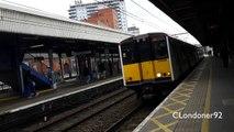 TfL Rail Class 315 from Chadwell Heath to Romford