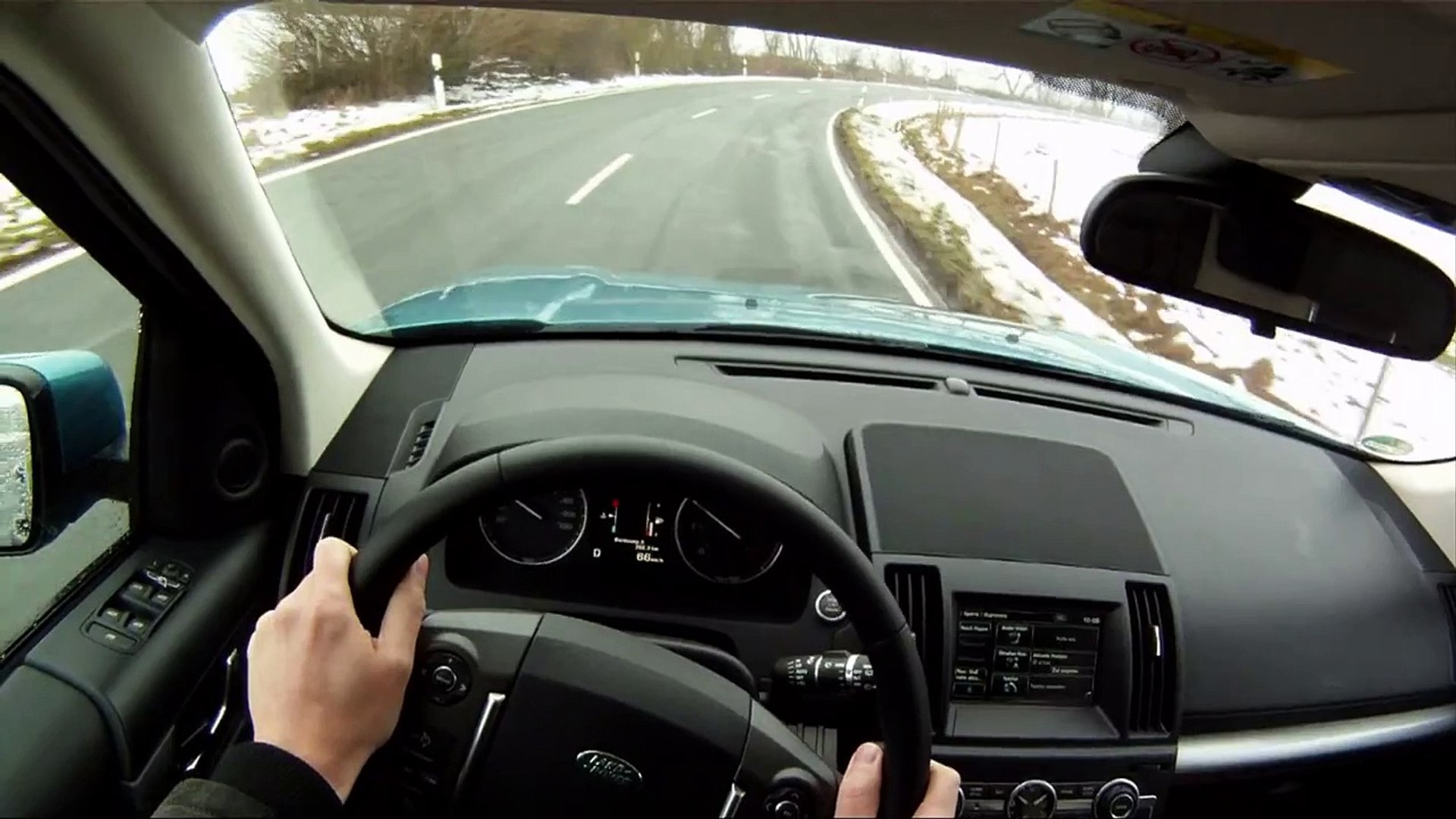 ' 2013 Land Rover Freelander 2 / LR2 ' POV Test Drive - TheGetawayer