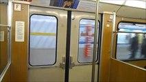 U-Bahn München - Mitfahrt im Typ A von Westenstraße-Laimer Platz auf der U5