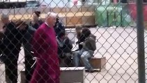 Clergy Members Arrested with Occupy Wall Street Protesters After Briefly Liberating Duarte Square