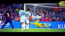 Barcelona vs Juventus, Road to Berlin ► Barcelona MSN Messi Suarez Neymar Skills Show