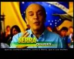 SERRA, O COMEDOR, também comeu colegas. Lula 1º operário e Dilma 1ª Mulher presidentes do Brasil