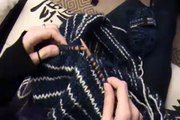 [Tricot] Maille double
