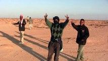Campamento GDEIM IZIK   6- El desierto se mueve.- Camino a El Aaiún (08/11/2010)
