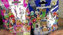 [JOUET] Figurines surprises Playmobil Garçon VS Fille - Figures blue Playmobil VS pink Playmobil