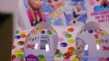 [COLIS] Colis spécial Disney Reine des Neiges Zaini - Unboxing Disney Frozen parcel from Zaini