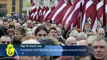 EJP Against Waffen-SS Legion Holiday: Latvian Legion Day Honours Soldiers in Nazi German Army