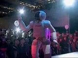 ► Honda Humanoid Robots : ASIMO