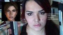 Lara Croft and The Temple Of Osiris Hair and Makeup