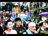 2-Manifestation contre la réforme des retraites
