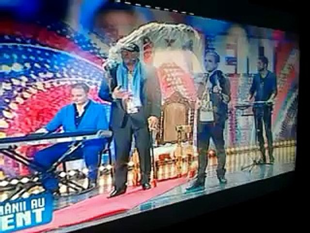 Nelson Mondialu' la Romanii au Talent 2014