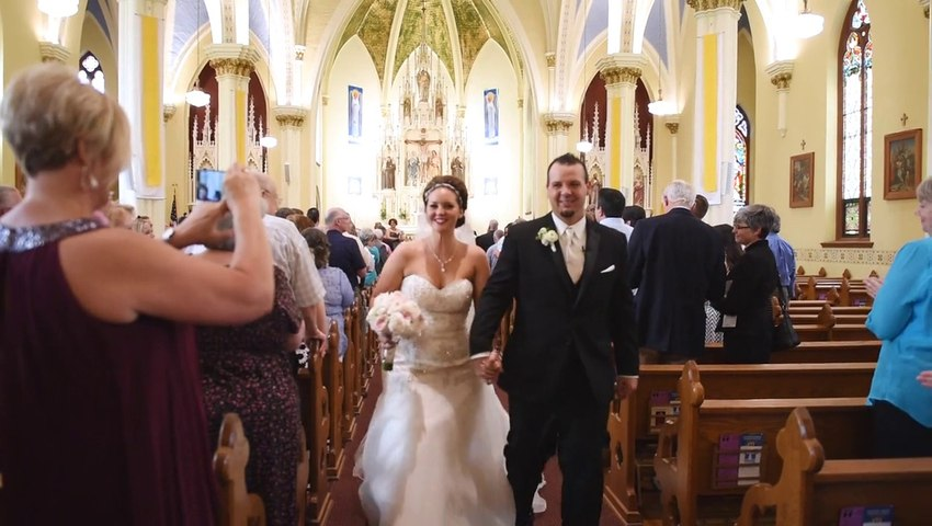 Foley Wedding Video Highlights
