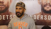 UFC Fight Night 68 fighters discuss whether managers still belong in MMA