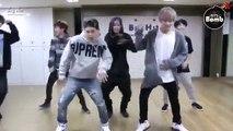BTS (방탄소년단) - War of Hormone Dance Practice (REAL WAR Ver.)