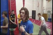 South Wales Parkour - ITV Wales , Fluidity Freerun