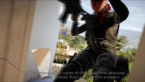 Tom Clancy's Rainbow Six : Siege (PS4) - Trailer de présentation du Swat du FBI