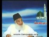 Dr Israr Ahmed RH Exposing Sir Syed Ahmed Khan  Ghulam Ahmed Pervez