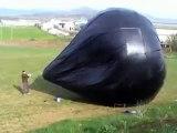 globo solar - solar ballon - ballon solaire