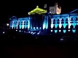 ,FESTEJOS EN URUGUAY,PALACIO LEGISLATIVO!!TABARE PRESIDENTE!