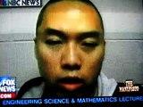 Virginia Tech Shooting - Cho Speaks