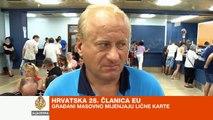 Građani hrvatske mijenjaju lične dokumente
