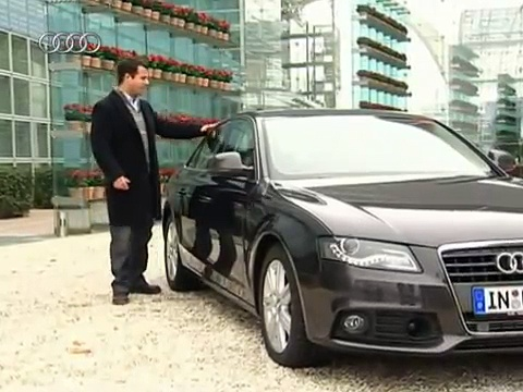 Audi Channel: Your Audi: The New A4
