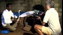 Vava Suresh with Animal Planet team