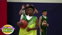LeBron James Jr aussi bon que son papa remporte le 4th Grade Championship - futur champion NBA
